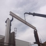 Construccion de naves industriales